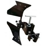 Двоен обръщателен плуг за мотоблок и мотокултиватор
