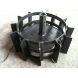 Метални колела за мотофреза к-т Ф300мм